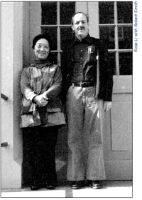 rose li with robert smith